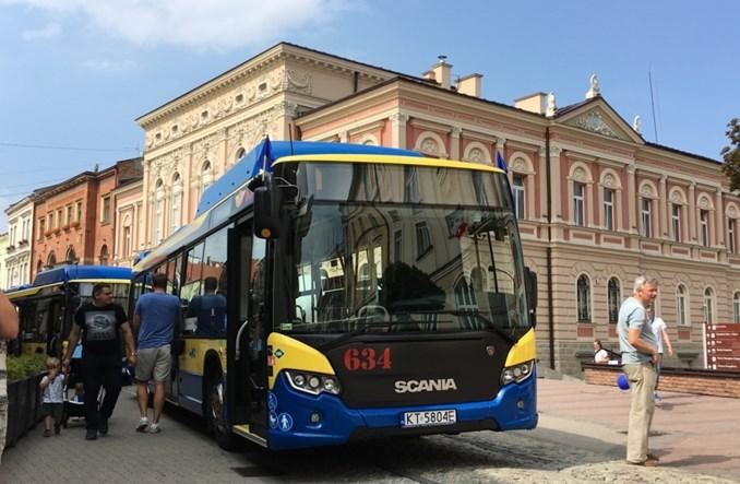 Tarnów kupuje jeden autobus na gaz