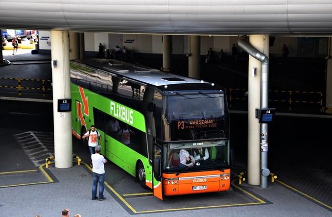 Flixbus rozwija się tam, gdzie oferta PKP Intercity jest słaba