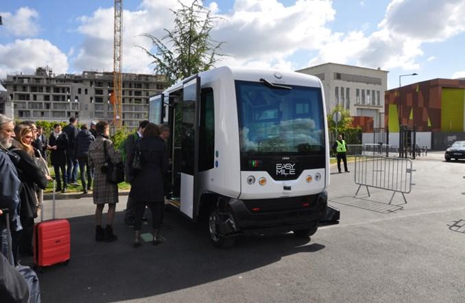 Jaworzno. NCBiR w przyszłym roku przetestuje autonomiczne pojazdy