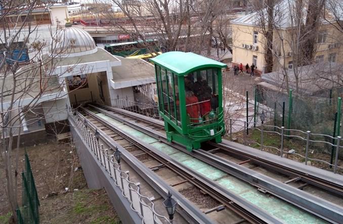 Odessa: Winda zwana funikularem