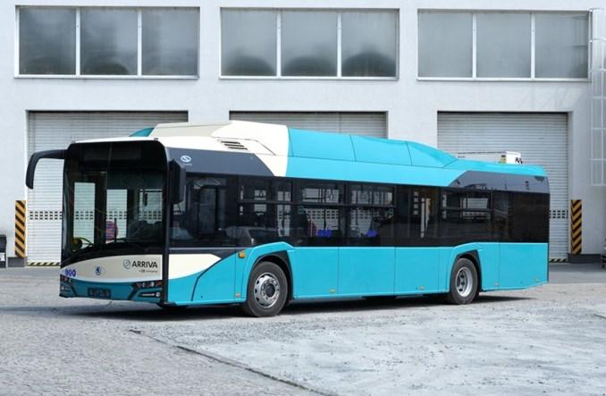 Czechy. Arriva z kontraktem w Trutnovie i autobusami od Skody i Solarisa