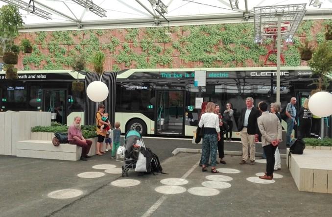 Goeteborg. Rewolucja elektrobusowa w mieście Volvo