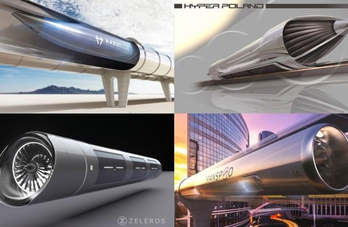 Hyper Poland stworzy wspólny standard dla hyperloopa