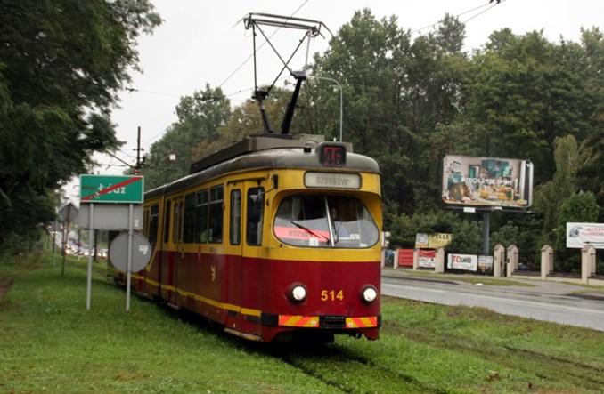 Zgierz: Tramwaj do Proboszczewic kursowałby wahadłowo