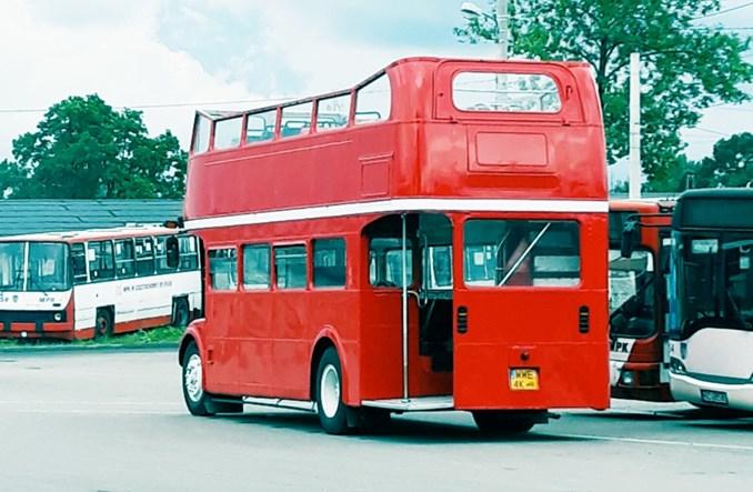 Częstochowa ma już dwa piętrowe autobusy