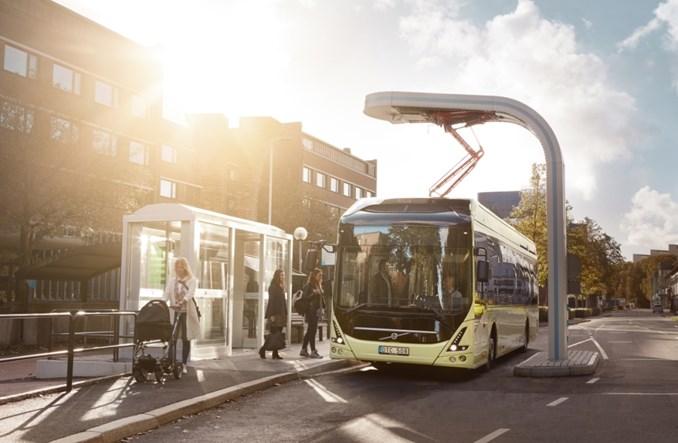 Holandia. Volvo dostarczy elektrobusy do Lejdy