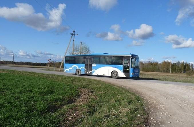 Ruszył darmowy transport w Estonii