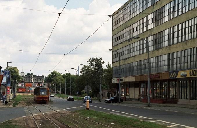 Łódź: Będzie rezerwa terenu pod tramwaj na Czerwonej