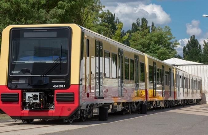 Berlin. Siemens i Stadler zaprezentowały pociąg dla S-Bahn