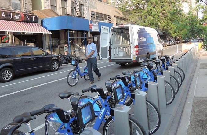 Lyft kupił największą firmę bikesharingową w USA