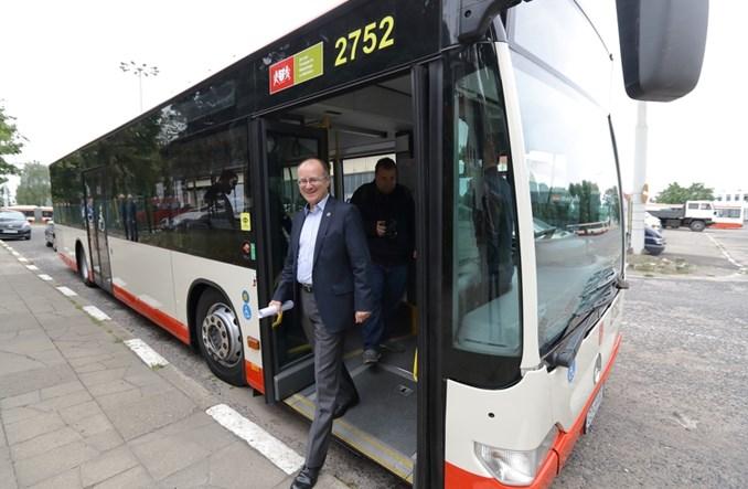 Gdańsk kupił 14 używanych autobusów z Berlina