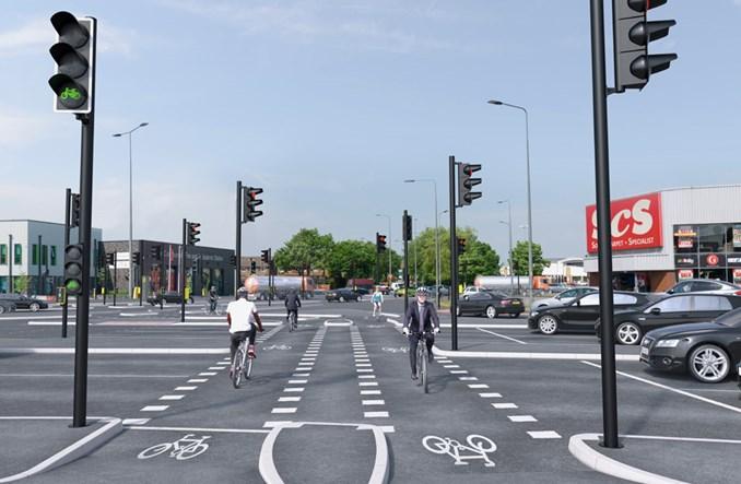 Manchester wyda 1,5 mld funtów na to, by być jak Kopenhaga