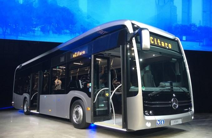 Mercedes sprzedaje e-Citaro również poza Niemcami