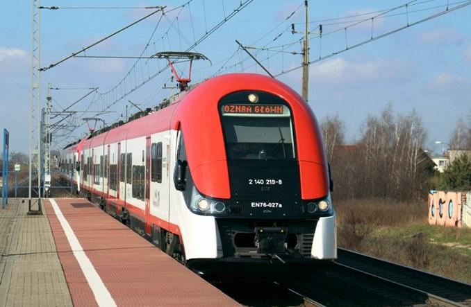 Zamówienie na siedem pociągów dla Poznańskiej Kolei Metropolitalnej