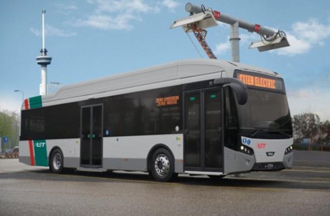Rotterdam kupuje 55 autobusów elektrycznych od VDL