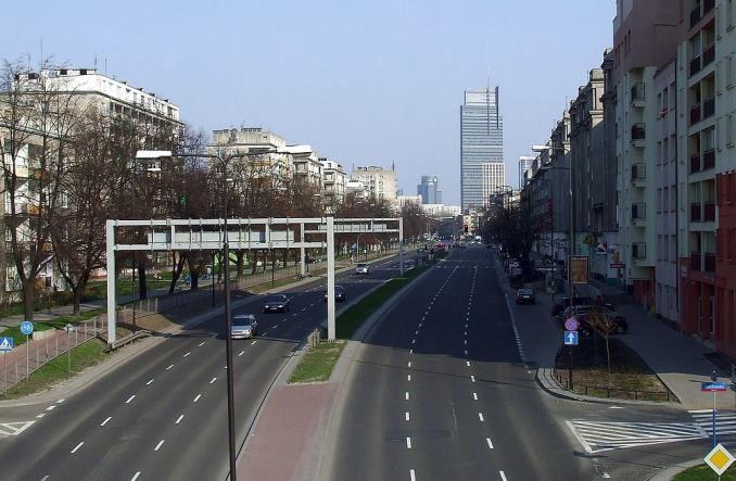 Warszawa. I Trzaskowski, i Jaki chcą, by Górczewska pozostała szeroka