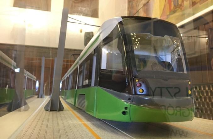 Olsztyn czeka na tureckie tramwaje. Umowa z Durmazlarem podpisana