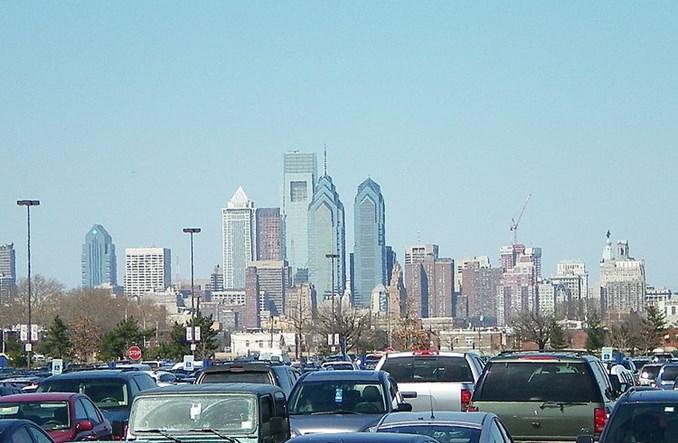 W miastach USA parkingów jest więcej niż mieszkań