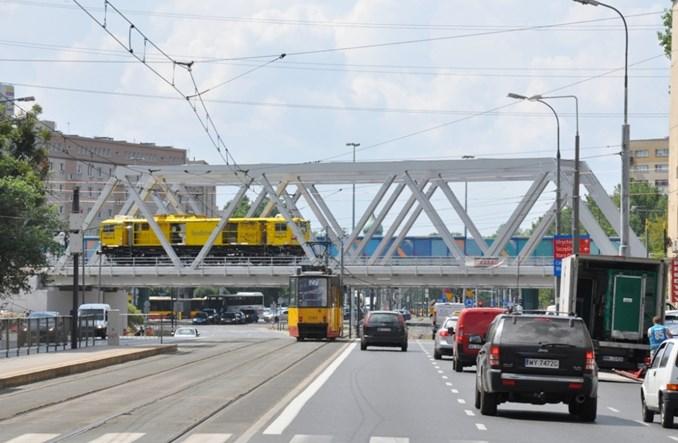 Warszawa: Pociągi wrócą na linię obwodową w październiku
