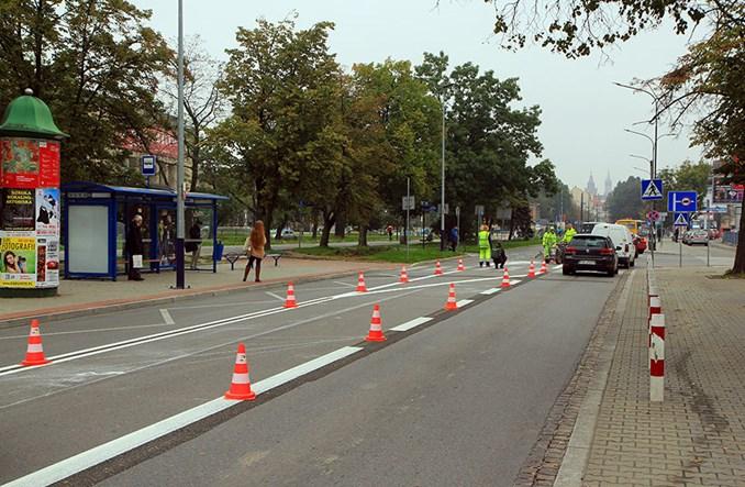 Kraków ma blisko 30 km buspasów. Spinają całe południe miasta