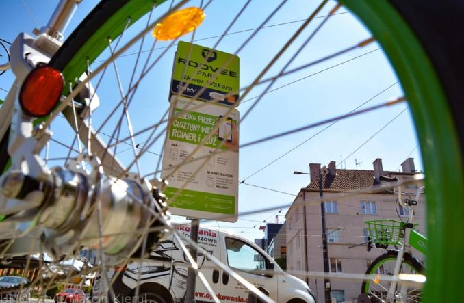 Olsztyński rower tańszy w drugim podejściu