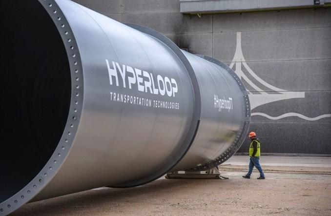 USA. Miasto Apple'a rozważa budowę hyperloopa