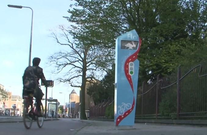 Warszawa zamontuje 30 totemów dla rowerzystów