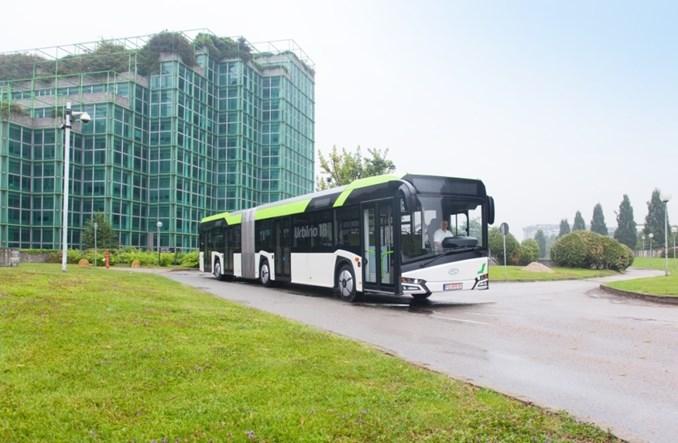 Łódź. Solaris z umową na 46 autobusów