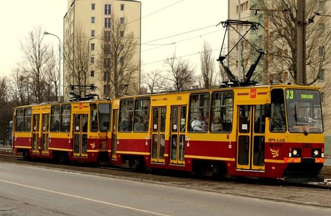 Łódź: Buspas w jedną stronę na czas przebudowy
