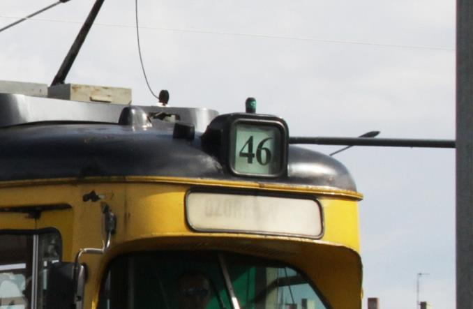 Ozorków: Sieci trakcyjnej tramwaju nie ma także nad Bzurą