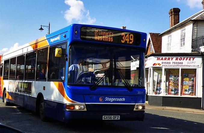 Wielka Brytania. Stagecoach testuje duży autobus autonomiczny