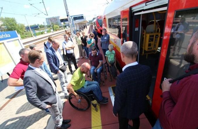 Warszawa. Pociągi i metro też zostały przetestowane