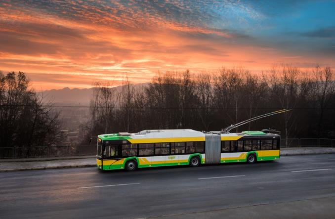 Rumunia. Solaris z kontraktem na 50 trolejbusów