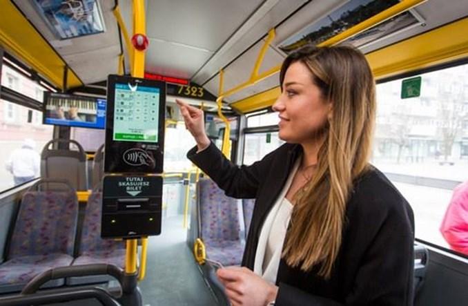 Gdańsk: W liniach lotniskowych karta płatnicza będzie biletem