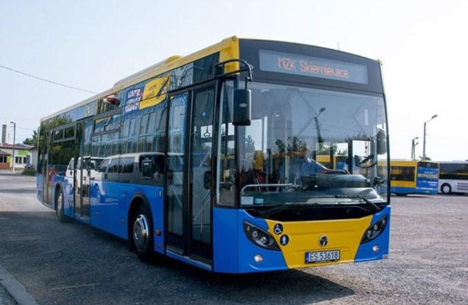 Tureckie autobusy już w Skierniewicach
