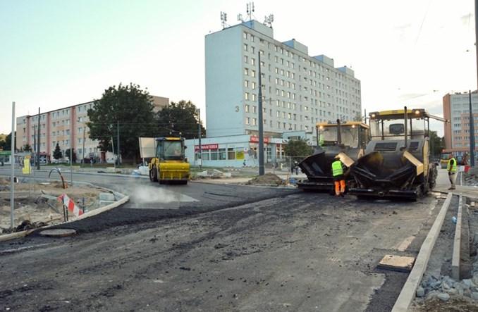Olsztyn: Plac przydworcowy gotowy za miesiąc