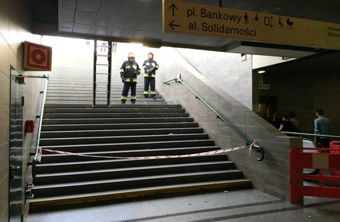 Metro: Wejście na Ratuszu przed awaryjnym remontem