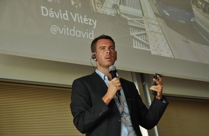 David Vitezy na VII Kongresie Transportu Publicznego i Inteligentnego Miasta