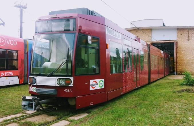 Łódź: 6 NF6D na linii, 11 dostarczonych