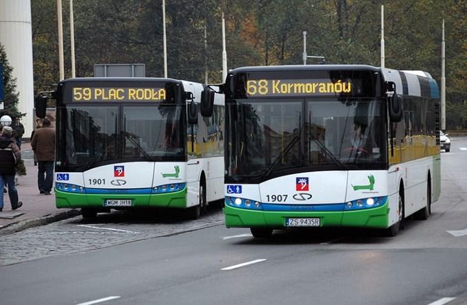 Szczecin kupuje 11 autobusów elektrycznych
