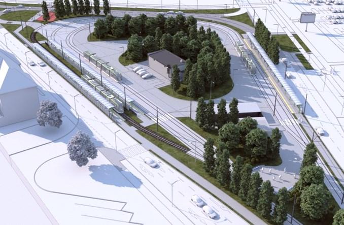 Szczecin szykuje się do wydłużenia trasy tramwajowej do Mierzyna. Przetarg na inżyniera