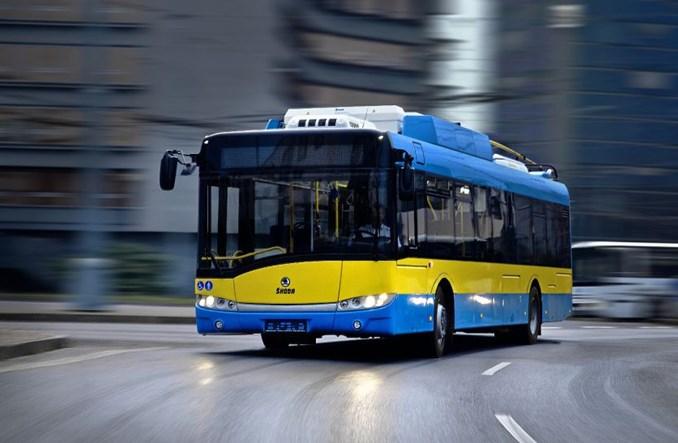 Plewen. Trolejbusy Skody i Solarisa pojadą do Bułgarii