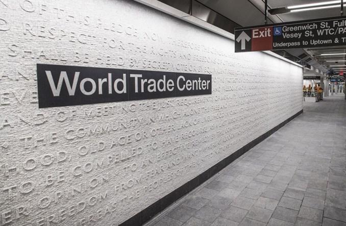 Nowy Jork: stacja metra odbudowana. 17 lat po zamachu terrorystycznym