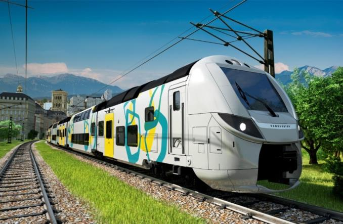 InnoTrans: Bombardier Transportation zmienia wizerunek
