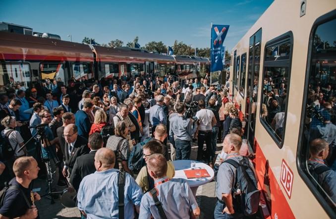 Nowy skład S-Bahn od Stadlera i Siemensa na Innotransie