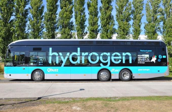 Holandia z arcyekologicznym eksperymentem autobusowym