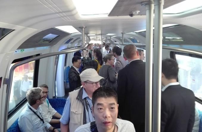 Cetrovo. Chińskie metro z (niedalekiej) przyszłości