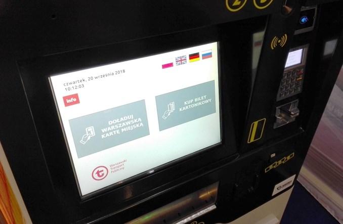 """Warszawa. Mera dostarczy 24 """"flixbusowe"""" biletomaty do metra"""