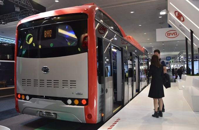 Chiński BYD szykuje się do nowej elektrycznej ofensywy [zdjęcia]