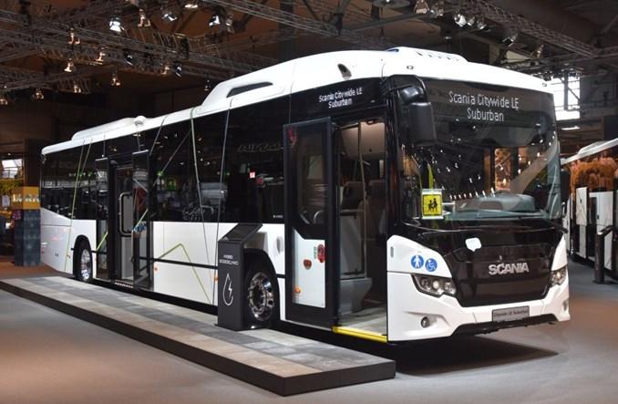 Scania na targach IAA w Hanowerze pozwoliła sprawdzić swój elektryczny autobus